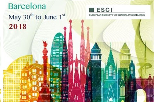 52nd ESCI Annual Scientific Meeting (ASM)