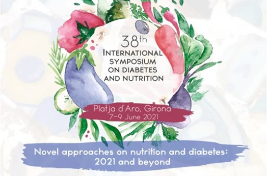 38 th International Symposium on Diabetes and Nutrition - DNSG 2021