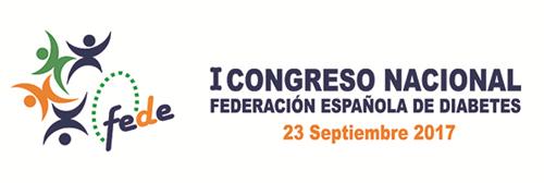 0dcd1eb2d6 I Congreso de Federación Española de Diabetes - FEDE